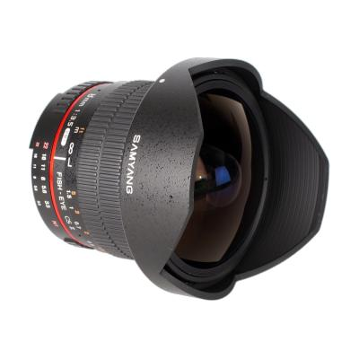 Samyang 8mm f/3.5 UMC Fisheye CS II