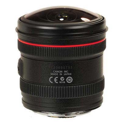 Canon 8-15mm f/4 L  180º Circular and Full-Frame Fisheye